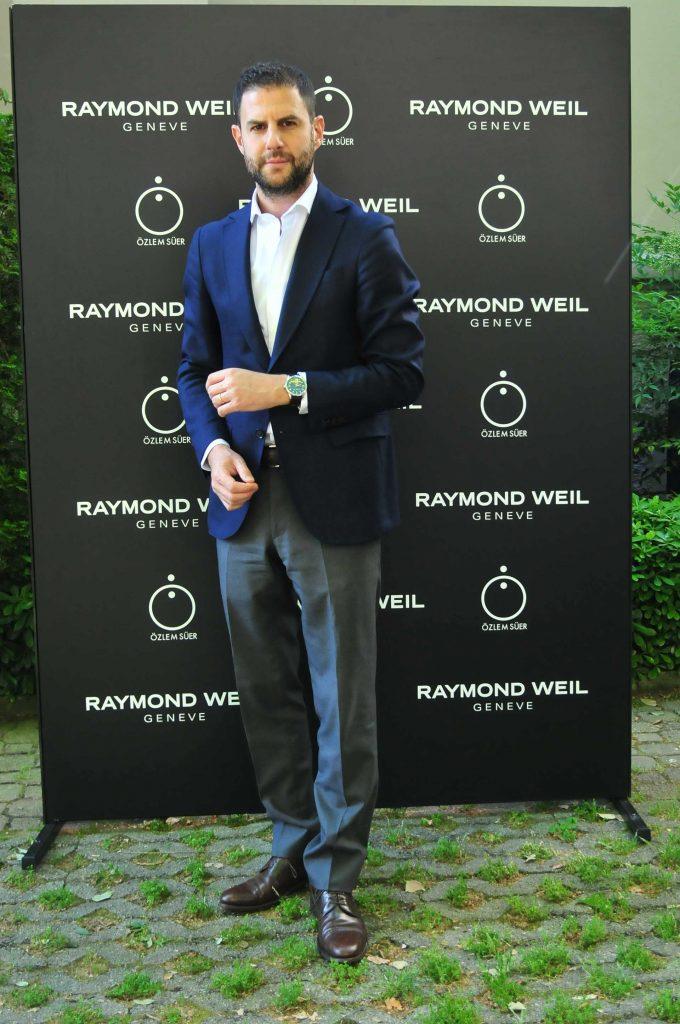 Raymond Weil saatleri bu yılın trendleri arasına girdi