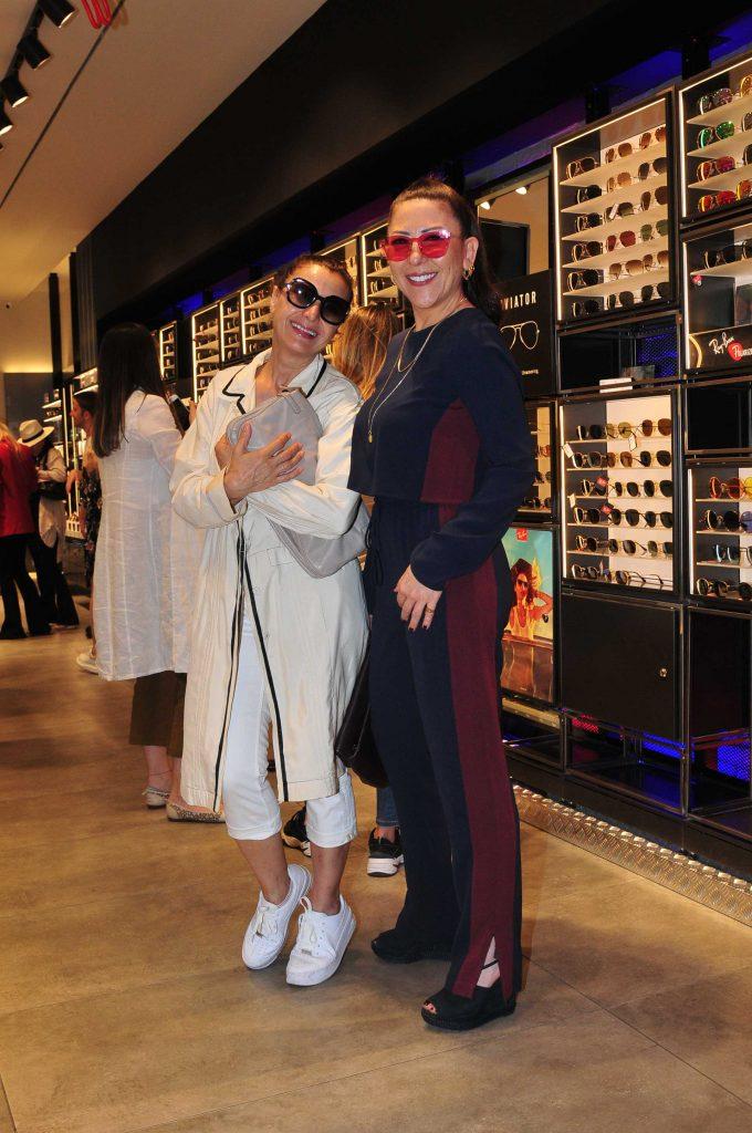 Sunglass Hut 2019 gözlük trendini bir davetle tanıttı